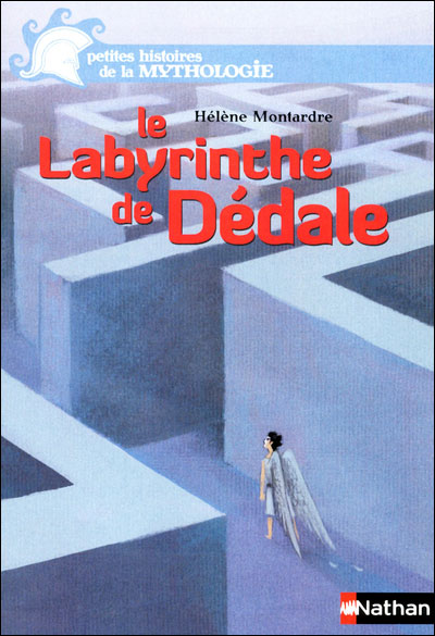 le labyrinthe de dedale  helene montardre